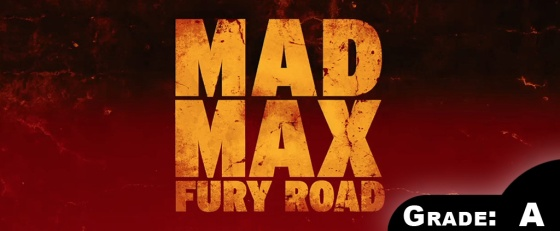 Mad Max Fury Road Movie Review 2015