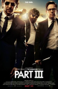 The Hangover Part 3 Movie Review