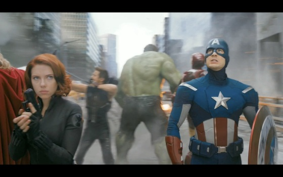 The Avengers Officia Trailer
