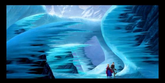Disney Concept Art Frozen