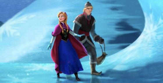 Disney Frozen Anna and Kristoff