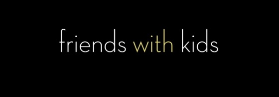 Friends With Kids Movie Title Logo