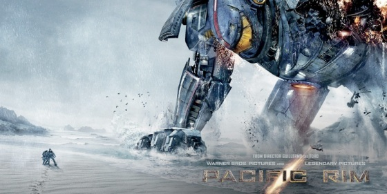 Pacific Rim Trailer Announcement
