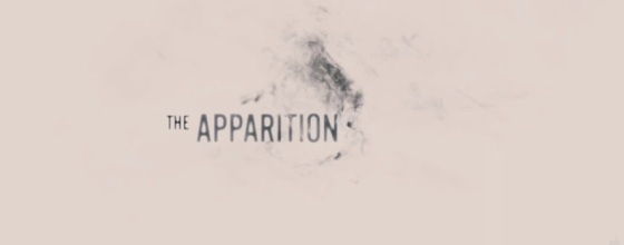 The Apparition Movie Title Logo