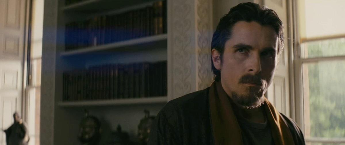 The Dark Knight Rises Trailer Christian Bale