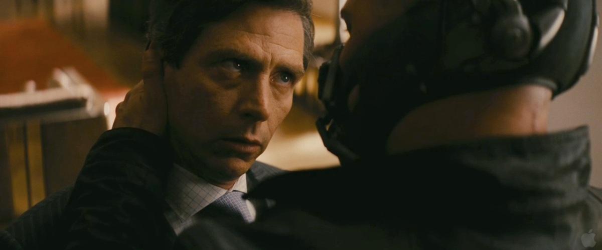The Dark Knight Rises Trailer Daggett