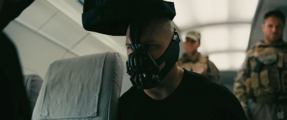 The Dark Knight Rises Trailer Tom Hardy