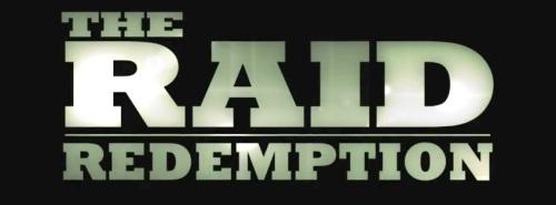The Raid Redemption Title