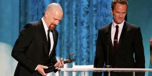 Bryan Cranston SAG Awards 2013