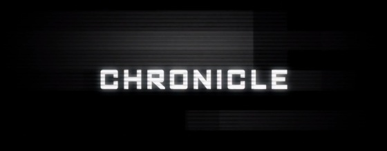 Chronicle Movie Title