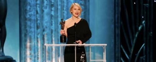 Claire Danes SAG Awards 2013