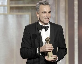 Daniel Day Lewis Lincoln Best Actor 2013 Golden Globe Awards