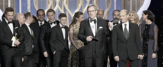 Homeland Best TV Series Drama 2013 Golden Globe Awards