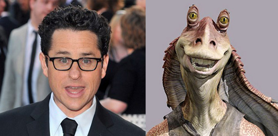 J.J. Abrams Directs Star Wars Episode 7