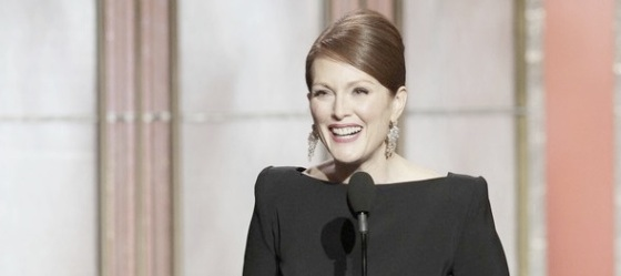 Julianne Moore Game Change 2013 Golden Globe Awards