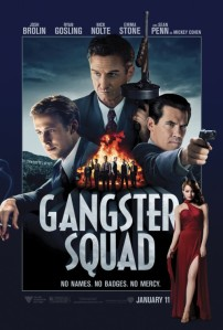 Movie Review Gangster Squad