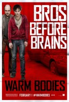 Warm Bodies Bros Poster