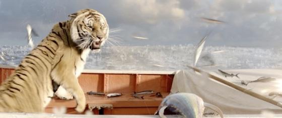 2013 Oscar Winner Predicions Life of Pi Richard Parker