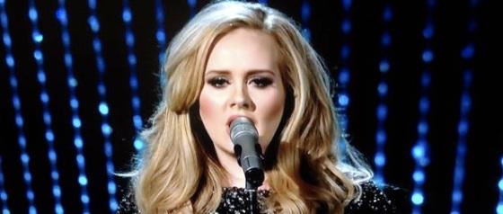Adele Skyfall Oscars 2013