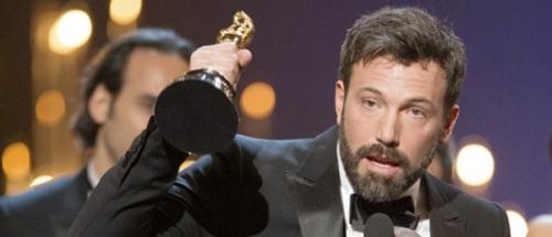 Ben Affleck Oscars 2013
