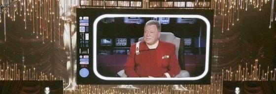 Captain Kirk Oscars 2013