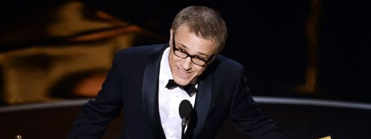 Christoph Waltz Best Supporting Actor Oscars 2013 | Turn The