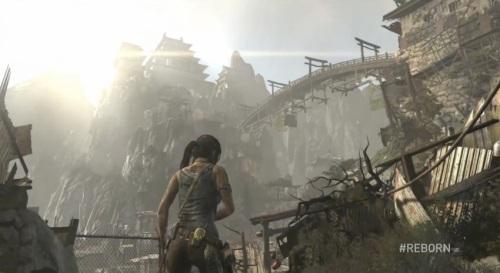 Crystal Dynamics Tomb Raider Gameplay 16