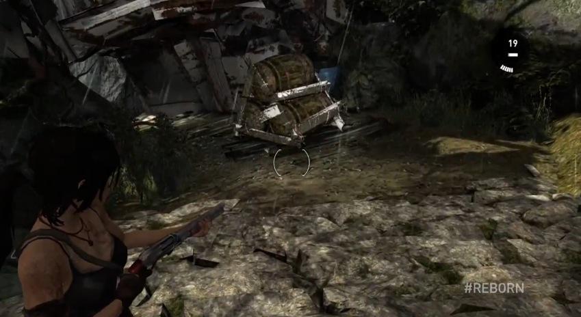 Crystal Dynamics Tomb Raider Gameplay 2 Turn The Right Corner