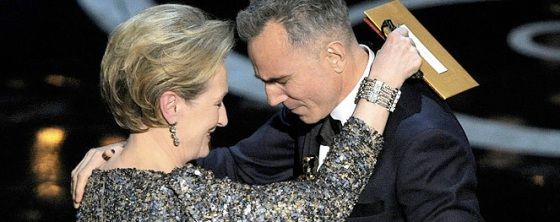 Daniel Day Lewis Best Actor Oscars 2013