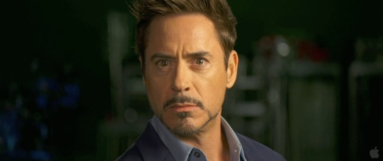 Iron Man 3 Super Bowl 47 Spot Tony Stark