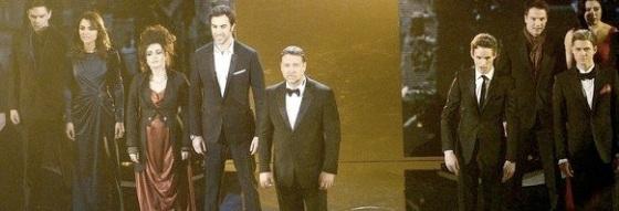 Les Miserables Oscars 2013