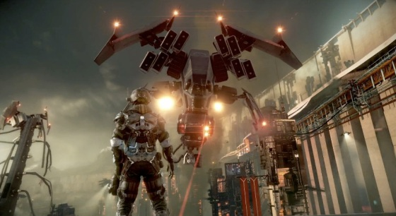 Sony PS4 Killzone Shadow Fall