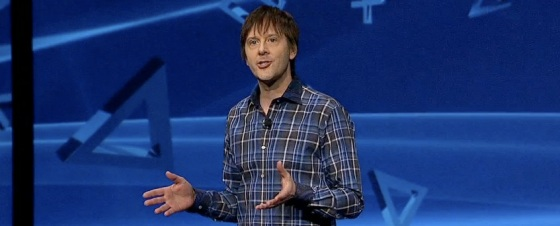 Sony PS4 Lead System Architect Mark Cerny