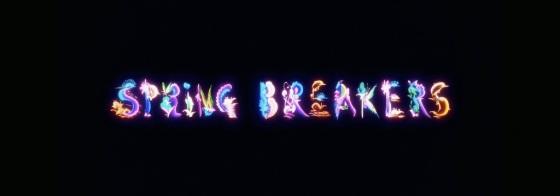 Spring Breakers Movie Title