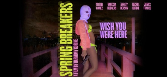 Spring Breakers Movie Trailer