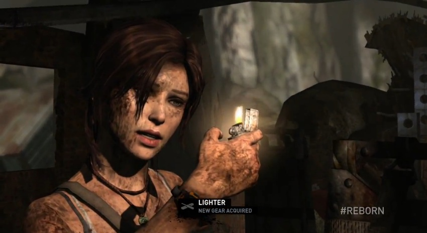 Preview 11 Minutes Of Gameplay From Crystal Dynamics Tomb Raider