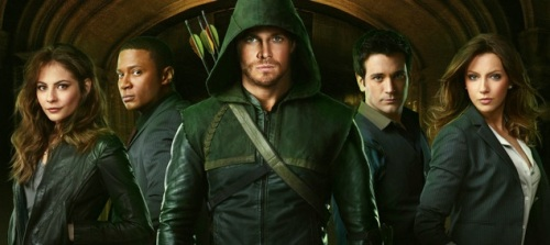 Arrow The CW WonderCon 2013