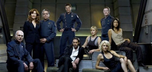 Battlestar Galactica 35th Anniversary WonderCon 2013