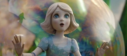 China Girl Oz The Great and Powerful