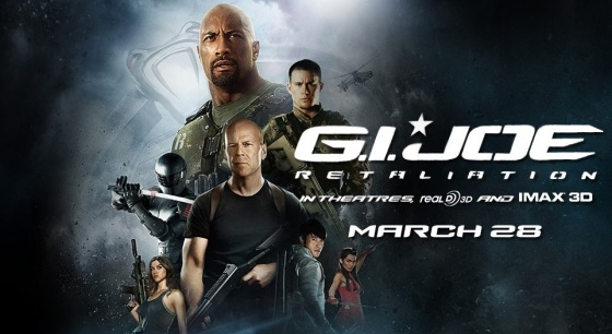 G.I. Joe Retaliation Movie Trailer
