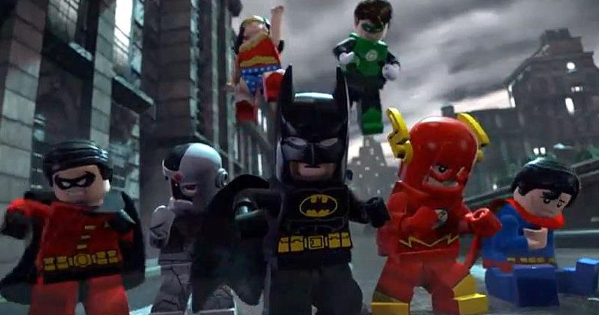 LEGO Batman The Movie WonderCon 2013