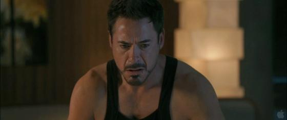 Marvel Iron Man 3 Trailer Tony Stark