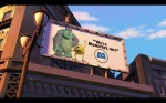 Monsters Inc Billboard
