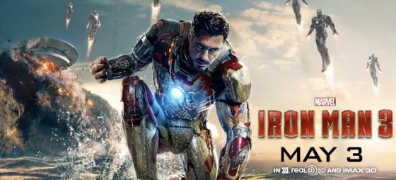Official Marvel Iron Man 3 Trailer