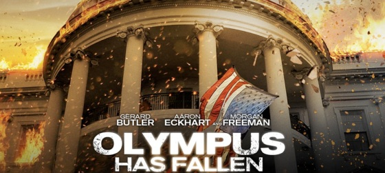 Olympus Has Fallen Movie Trailer