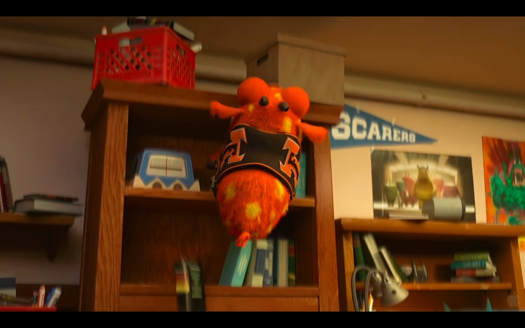 Pixar Monsters University Archie the Scare Pig