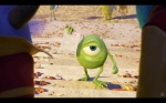 Pixar Monsters University Billy Crystal