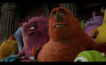 Pixar Monsters University Classroom