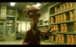 Pixar Monsters University Dean Hardscrabble