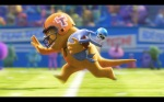 Pixar Monsters University Football Game